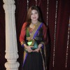 Alka Yagnik at Zee Rishtey Awards at Andheri Sports Complex in Mumbai