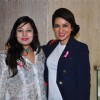Gul Panag &Tisca Chopra at the felicitation ceremony of Breast Cancer Patients
