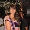 Bipasha Basu at the wedding reception party of Mahek Shetty