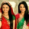 Devoleena and Rucha in Saath nibhana saathiya