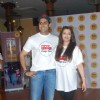 Abhishek Bachchan with wife Aishwarya Rai Bachchan at Magic Bus Children's Day celebrations at the MCA Club