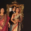 Rani Mukherjee with mother Krishna Mukherjee at Red Carpet for premier of film Jab Tak Hai Jaan