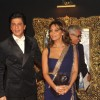Shahrukh Khan with wife Gauri Khan at Red Carpet for premier of film Jab Tak Hai Jaan