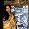 Rekha at Red Carpet for premier of film Jab Tak Hai Jaan