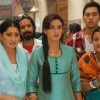 Sumit and Rati with cast