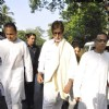 Anil Ambani, Amitabh Bachchan joins others in paying last respects to Bal Thackeray in Mumbai