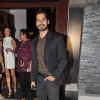 Bollywood actor Dino Morea at the gala dinner party organised by Italian Tourism Board in Mumbai .