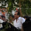 Vinod Khanna at Funeral of Shiv Sena Supremo Balasaheb Thackeray