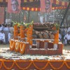 Funeral of Shiv Sena Supremo Balasaheb Thackeray