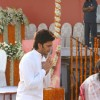 Ritiesh Deshmukh at Funeral of Shiv Sena Supremo Balasaheb Thackeray