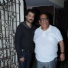 Anil Kapoor And Satish Kaushik At Barfi Screening