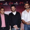 Press conference of Anil Kapoor's Indian television debut with 24 on COLORS