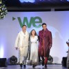 Suresh Oberoi, Kia Scherr and Vivek Oberoi Walks For 'Global Peace Initiative'