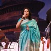 Singer Kavita Krishnamurthy at the ''The India - China Music Festival 2012''