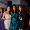 Nisha Jamwal with Aarti Chabria & Shamita Shetty at Splendour collection
