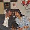 Sanjay Dutt and Namrata Dutt attended the Nargis Dutt Memorial Trust