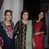 Reena Dutta at Azad Rao Khan's birthday party in Mumbai