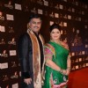 Ayub Khan and Pragati Mehra of Uttaran at Colors Golden Petal Awards Red Carpet Moments