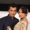 Malaika Arora Khan & Sania Mirza at the 8th edition of Seagram's Blenders Pride Fashion Tour 2012 in Mumbai