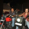 India bike week launch party