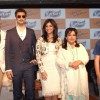Parineeti Chopra, Boman Irani, Kunal Kapoor and Farida Jalal at the ''Kurkure'' promotional event