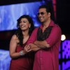 Akshay Kumar and Asin at Bigg Boss 6 to promote Khiladi 786