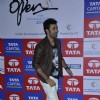 Bollywood actor Ranbir Kapoor at the finale of Tata Open India International Challenge 2012 organized by Badminton Association of India (BAI) in CCI, Mumbai.