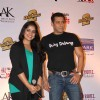 Bollywood actor Salman Khan campaigning charity and Promotion of Dabangg 2 in Hyderabad
