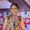 Bollywood actress Karisma Kapoor debuts as RJ for 92.7 BIG FM Studios at Hotel Peninsula Grand in Mumbai.