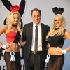 Playboy unveiled a new-look bunny costume for its upcoming Indian club launch party