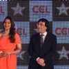 Bipasha Basu at Celebrity Cricket League (CCL) broadcast tie up announcement with Star Network