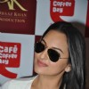 Sonakshi Sinha at film DABANGG 2 promotions at Cafe Coffee Day