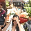 Sonakshi Sinha at CCD ties-up with Dabangg2 to organise a meet-n-greet session