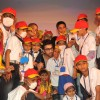 Ranbir Kapoor performed for Cancer affected Children�s on Christmas Eve
