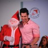 Varun Dhawan performed for Cancer affected Children's on Christmas Eve
