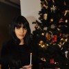 Sherlyn Chopra lights a candle for the gang-rape victim on Christmas