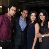 Ankit Gera, Vijay, Dolly & Adaa Khan at the celebration of India Forums 9th Anniversary