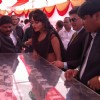 Ayub Khan and Parul Chauhan inaugurated Khushi Aagan