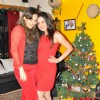 Amy Billimoria at Preety Bhalla Chrismas party at her home