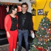Harry at Preety Bhalla's Chrismas party at her home