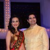 Karan Mehra with wife Nisha Rawal at Nach Baliye 5