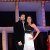 Ravi Dubey with Sargun Mehta at Nach Baliye 5