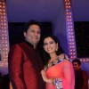 Ankush Mohla and Smita Bansal at Nach Baliye 5