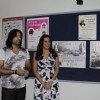 Akashdeep Saigal and Pooja Bedi at Road Safety Campaign at Bramhakumaris Borv east