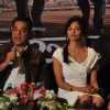 Kamal Hassan, Pooja Kumar at Film Vishwaroop press meet