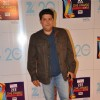 Director Sajid Khan at Zee Cine Awards 2013 at YRF Studios in Andheri, Mumbai.