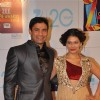 Sangram Singh and Payal Rohatg at Zee Cine Awards 2013