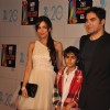 Malaika Arora Khan with husband Arbaaz Khan and son Arhaan Khan at Zee Cine Awards 2013
