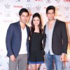 Alia, Varun and Siddharth