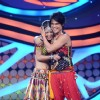 Charlie Chauhan and Kunwar Amarjeet Singh on the sets of Nach Baliye 5